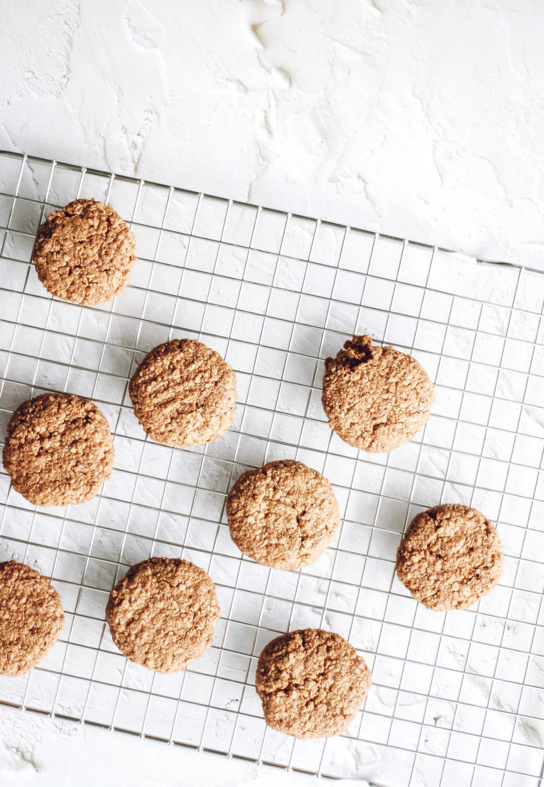 Pindakaas koekjes met 100% pindakaas