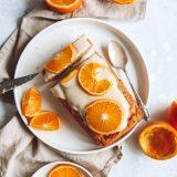 Sappige orange cake