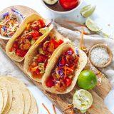 next mex garnalen taco's